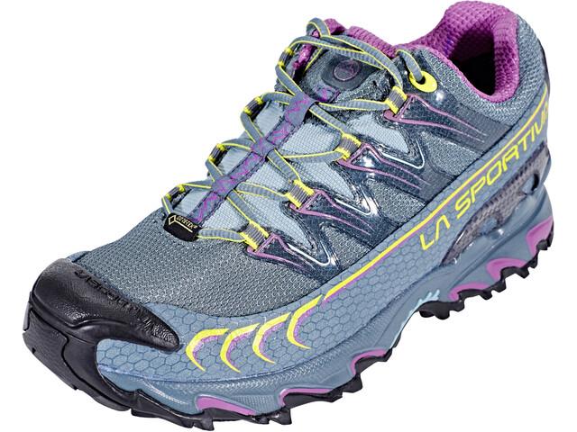 effd7f1273f La Sportiva Ultra Raptor GTX Running Shoes Women grey at Addnature.co.uk
